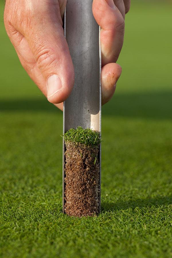 04 Lawn Care Soil Testing Sampling